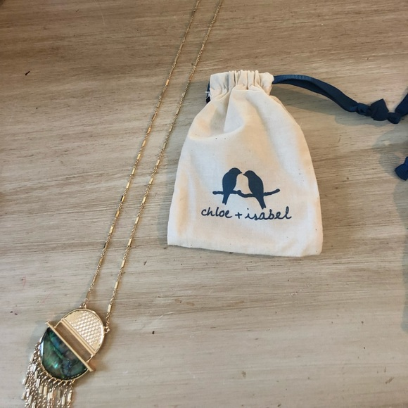 """Chloe + Isabel Jewelry - Chloe + Isabel """"Selva"""" Pendant necklace and ring"""